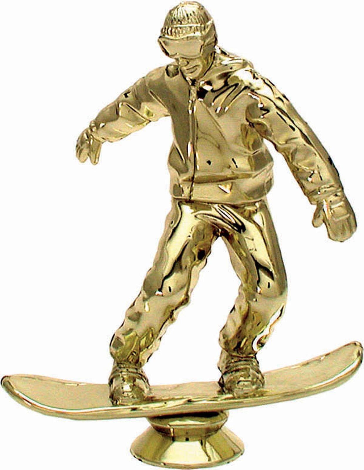 10 figuras snowboard 3d con mármol  2 (trofeos deportes de invierno medallas esquiar)