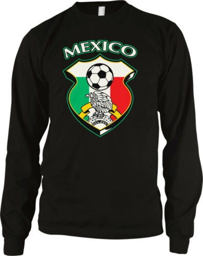 Mexico Fútbol Futbol National Team Soccer Football Selección Long Sleeve Thermal