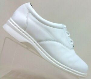 Dr. Scholl's Maggie White Leather