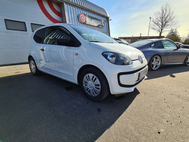 VW Up! 1,0 60 Take Up! BMT Benzin modelår 2014 km 78000…