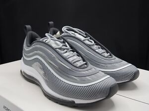 Details about Nike Air Max '97 Ultra '17 Wolf Grey 918356 007 Men's size 9 US