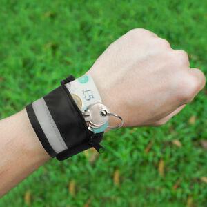 Sports-Running-Wallet-Purse-Wristband-Fitness-Gym-Zip-Holder-Keys-Money-Coins