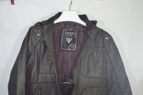 Guess Men's Edgy Biker Jacket