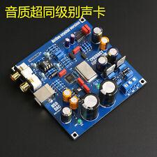 HI-FI pcm2706 + pcm1793 + ad827 USB DAC Sound Card Kit for Audio HIFI DIY