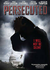 Persecuted (DVD, 2014) James Remar Bruce Davison Dean Stockwell