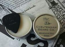 Cheltenham BARBA Co. forte cera baffi - 20ml Earl Grey.
