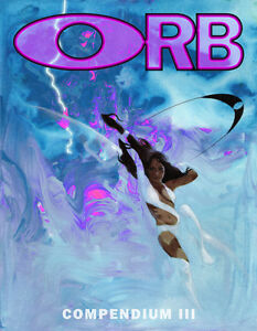 ORB-COMPENDIUM-Vol-3-Giant-200-page-Book-Art-Techniques-More-MIKE-HOFFMAN