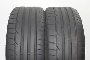 2x-Dunlop-Sport-Maxx-RT-245-40-ZR18-97Y-XL-4-5mm-nr-7449