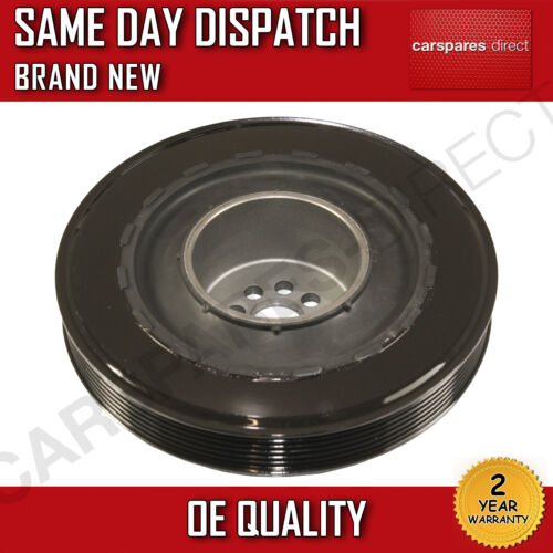 AUDI A5 A7 2.7 3.0 TDI DIESEL ENGINE CRANKSHAFT PULLEY DAMPER TVD 2007/>2016