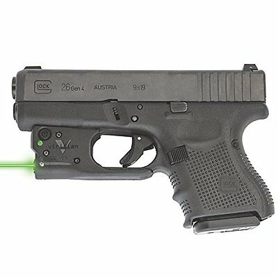R5-LC9 Viridian Reactor 5 w// Holster Green Laser Ruger LC9 LC9S LC380