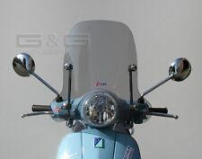 Windschild Faco Windschutzscheibe getönt für Piaggio VESPA LX 50 125 150