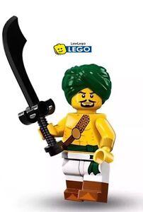 NEW-LEGO-Minifigures-Desert-Warrior-Series-16-71013-Genuine-Arabian-Knight-Mini