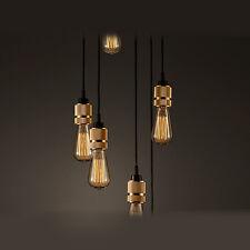 Industrial Vintage Ceiling Lamp Retro Light Chandelier Loft Pendant Lighting USA