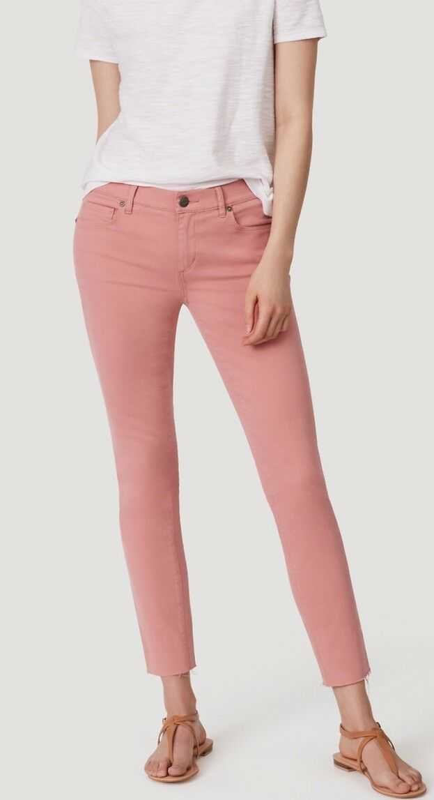 Ann Taylor LOFT Modern Fresh Cut Skinny Crop Jeans Pants Size 24 00, 31 12 NWT