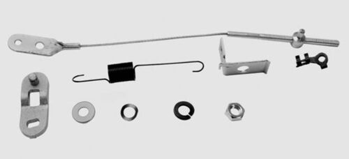 NEW 1966-1968 Ford Mustang Transmission Kick Down Cable Kit 9 Pc Set Automatic