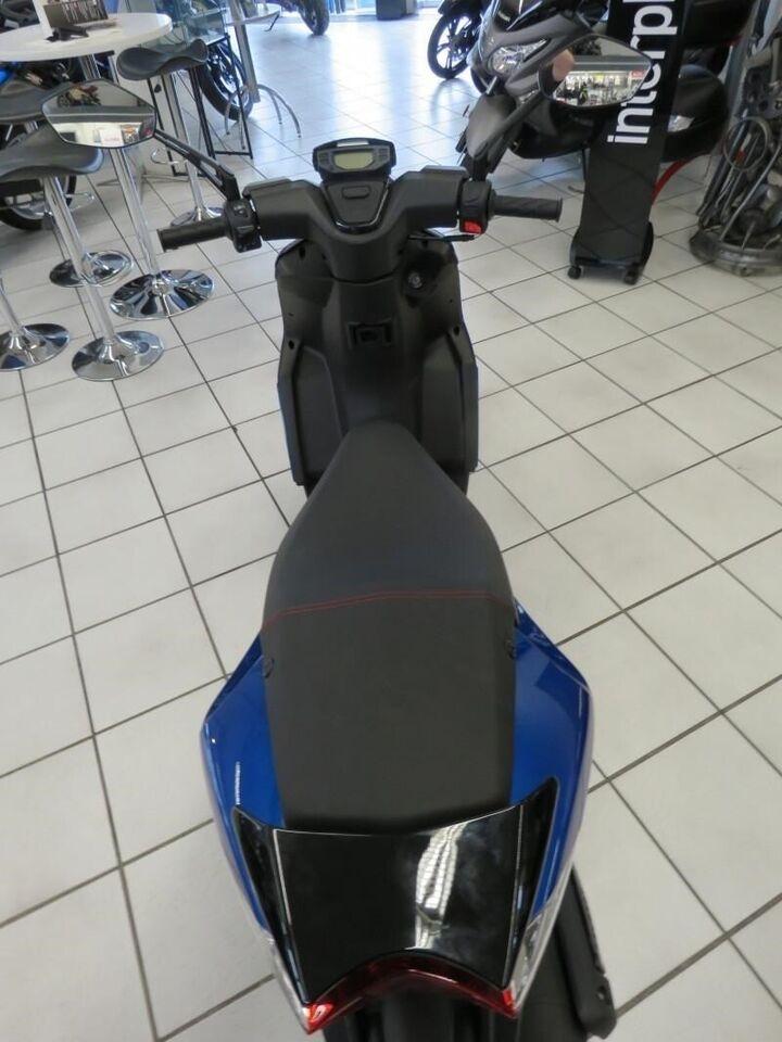 Peugeot Speedfight 4, 2021