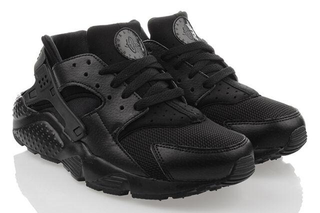 online store 0d857 385d0 Nike huarache Run GS 654275016 negro calzado Eur36.0 23.0cm uk3.5 ...