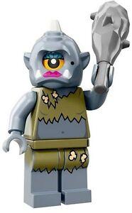 LEGO minifigure serie 13 - DONNA CICLOPE -  71008