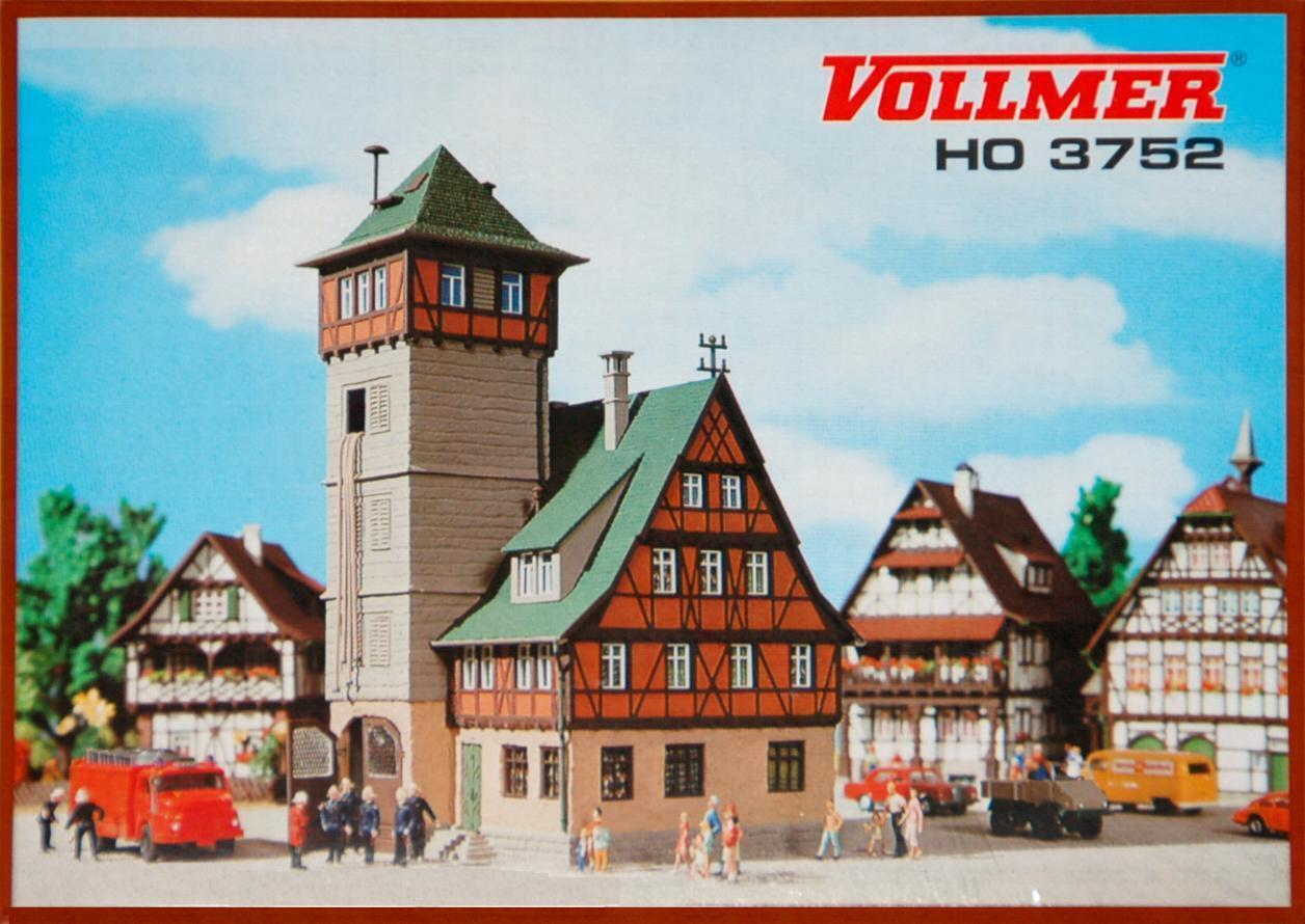 Vollmer 3752 & Verarbeitung (mittlere) Exquisite | OvP NEU