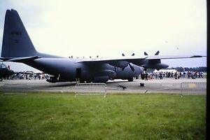 2-203-Lockheed-C-130P-Hercules-United-States-Air-Force-Kodachrome-Slide