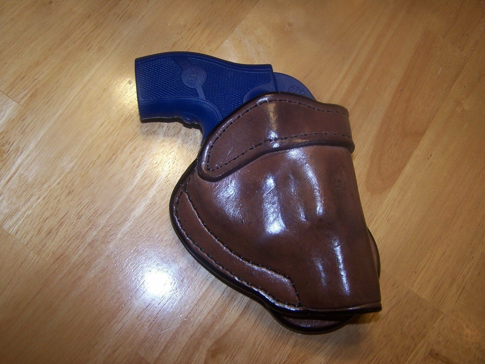 Ruger LCR Paddle Holster  - With or without Crimson Trace Laser - R H - Tan
