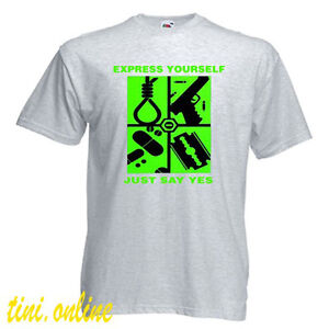 Details About New Type O Negative Express Yourself Rock Band Men S Grey T Shirt Size S 3xl