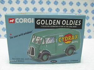 MORRIS-J-CYDRAX-1-43-Corgi-Classics