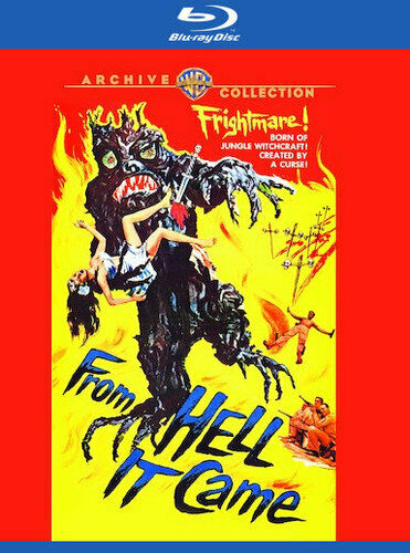 From Hell It Came (1957) BLU-RAY NEW