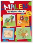 Malen für kleine Hände von Elisabeth Holzapfel (2016, Gebundene Ausgabe)