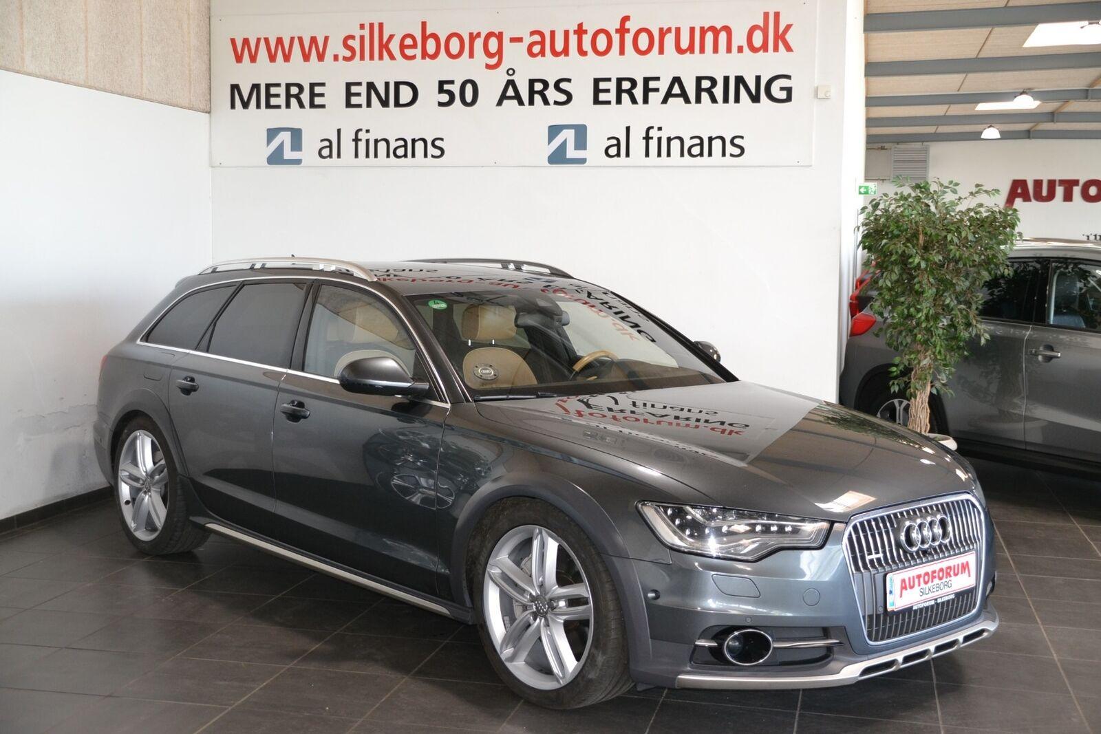 Audi A6 allroad 3,0 TDi 313 quattro Tiptr. 5d