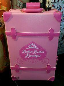NEW Disney BIBBIDI BOBBIDI BOUTIQUE Cinderella Pink 21