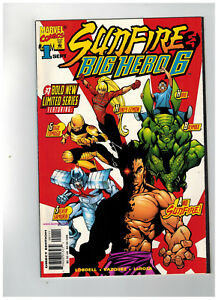 SUNFIRE-amp-BIG-HERO-SIX-Vol-1-1-1st-Printing-1998-Marvel-Comics