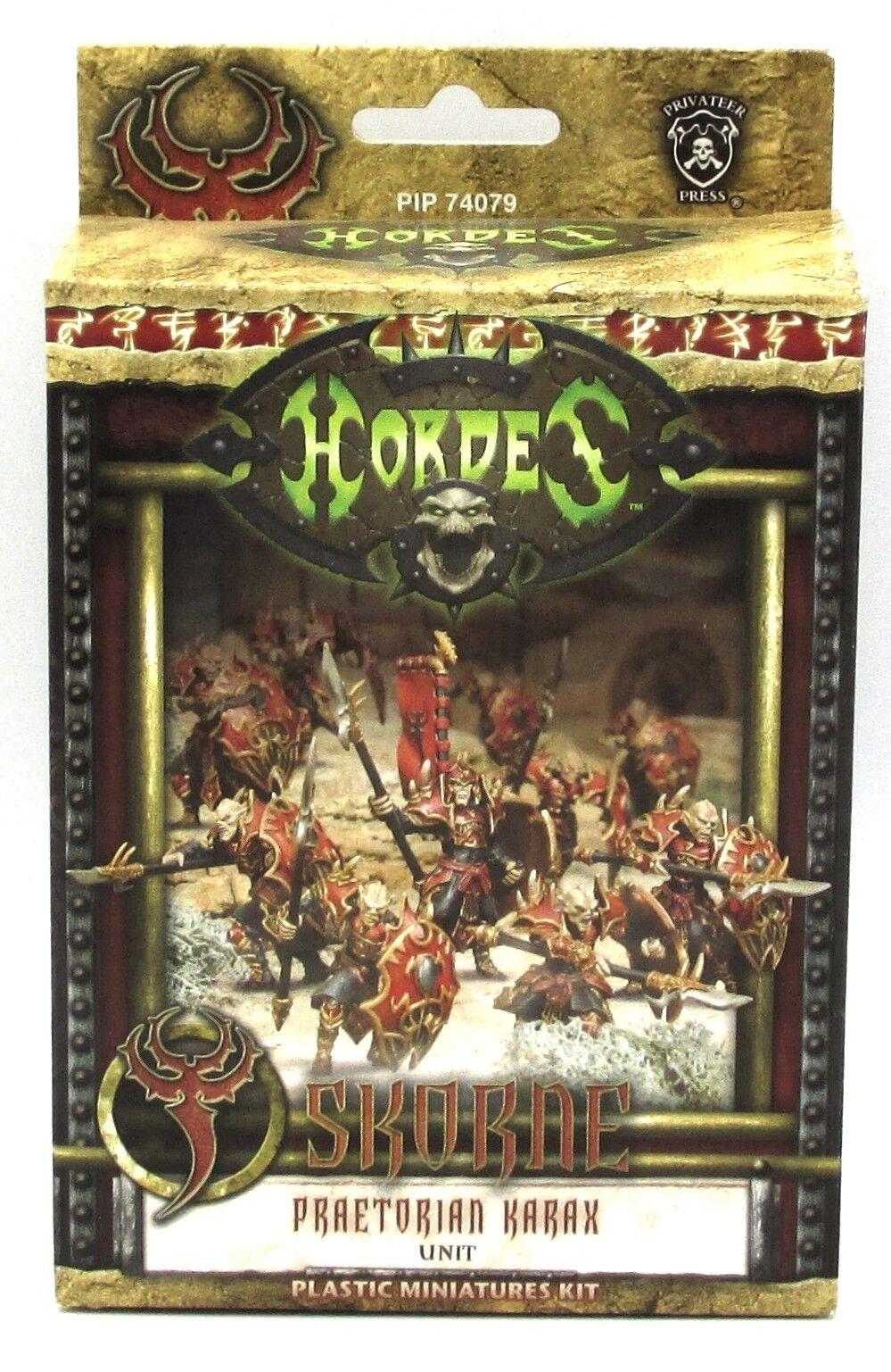 Horden pip74079 prätorianer karax einheit (skorne) [plastische miniaturen - kit.