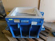 Rotary Valve Chip Feeder 20 Zz016018 Wood Waste Bark Fuel Wood Chipper