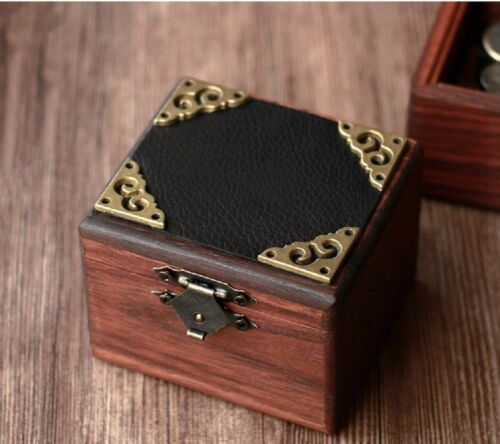 Unique Design Wood Vintage Music Box ♫ Hush Little Baby  ♫