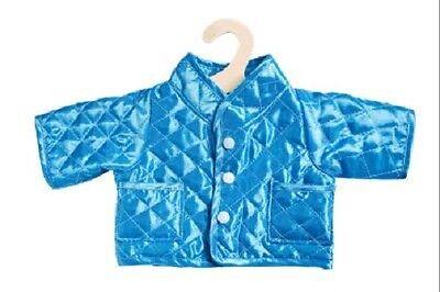 Heless Puppenkleidung Steppjacke Blau Für 28 Cm Bis 33 Cm Puppen1125 50% Korting