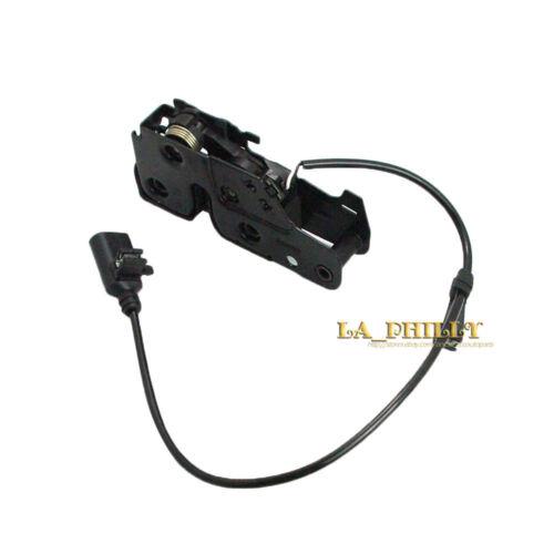 New LOWER HOOD LATCH W// SWITCH for AUDI A4 B8 A5 Q5 8K0823509A
