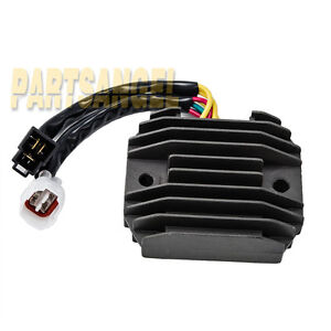 Voltage-Regulator-Rectifier-Arctic-Cat-400-Man-4x4-Manual-2001-2004-2002-2003