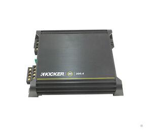 Kicker mono channel car audio amplifiers ebay top 5 kicker car amplifiers sciox Gallery