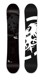 NEVER SUMMER Ripsaw 159 Snowboard Handmade in USA All Mountain Board
