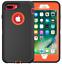 miniature 40 - Lot 5-Pack Protective Defender Case for Apple iPhone 5 6s 7 8 Plus XR Wholesale