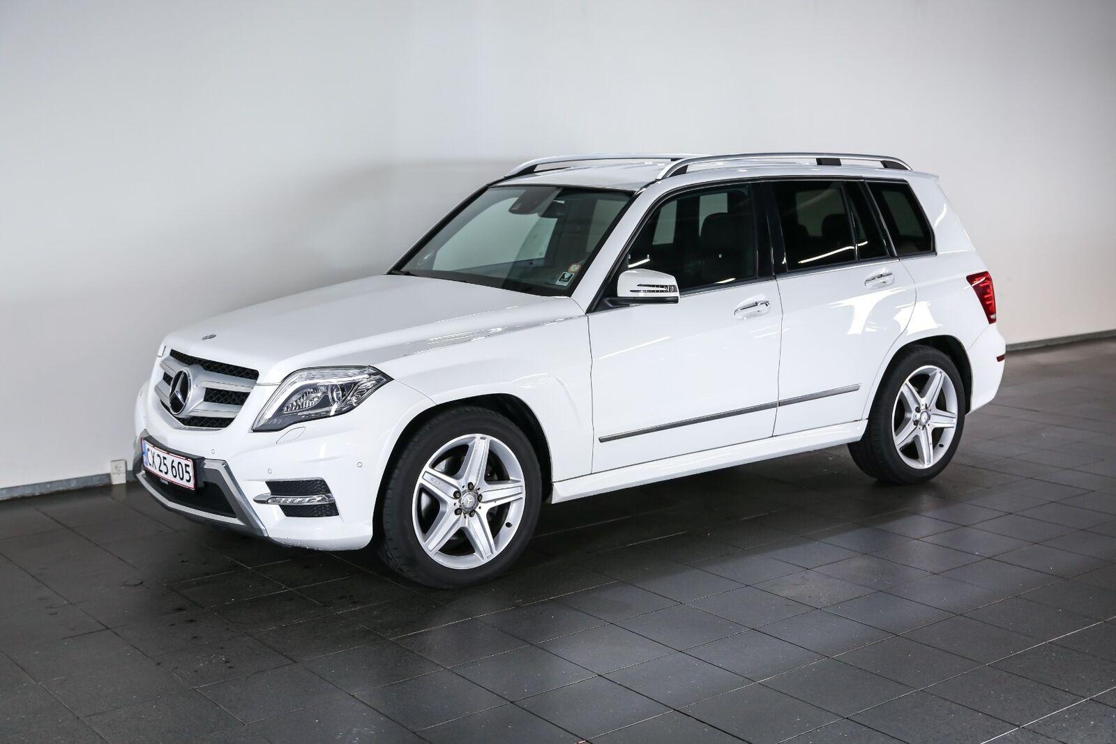 Mercedes-Benz GLK220 2,2 BlueTEC aut. 4Matic