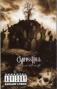 Cypress Hill Black Sunday 1993 Cassette Tape Album Hiphop Rap