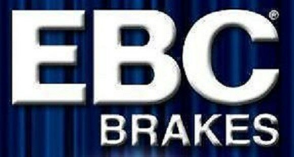 EBC FA-192 BRAKE PADS FOR KAWASAKI 94-12 ZX6R,03-05 ZX6RR, 93-05 ZZR600