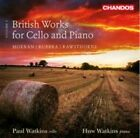 British Works for Cello and Piano 0095115181829 by Rubbra CD