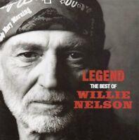 Willie Nelson - Legend: Best Of [new Cd] Uk - Import