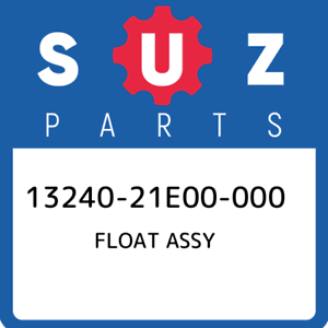 13240-21E00-000-Suzuki-Float-assy-1324021E00000-New-Genuine-OEM-Part