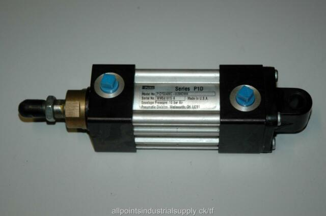 Parker Pneumatic Air Cylinder Linear Actuator 40mm bore 50mm stroke P1D