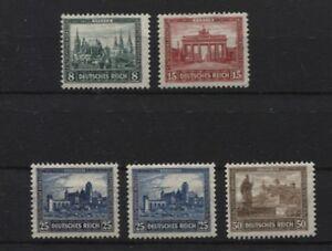 Deutsches-Reich-450-453-mit-452-b-geprueft-postfrisch-B03727