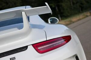 2014-Porsche-991-GT3-Style-Rear-Trunk-amp-Wing-Spoiler-kit-2012-2014-Carrera-amp-C4S